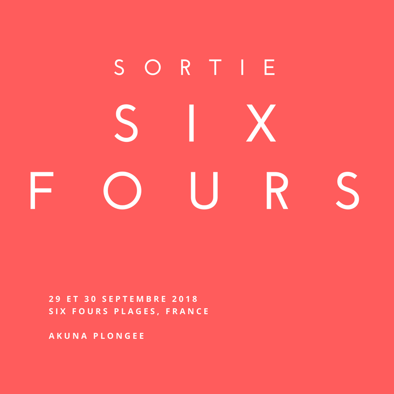 SORTIE SIX FOURS, SEPT. 2018