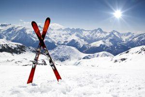 sortie montagne ski